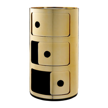 Componibili Storage Unit - Gold