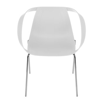 Impossible Wood Chair - White