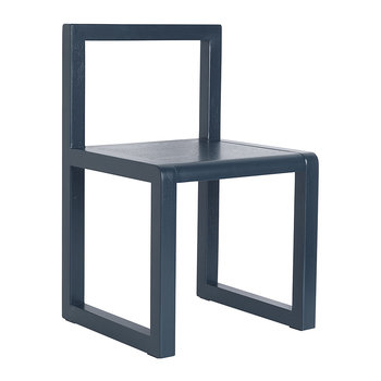 Little Architect Chair - Dark Blue