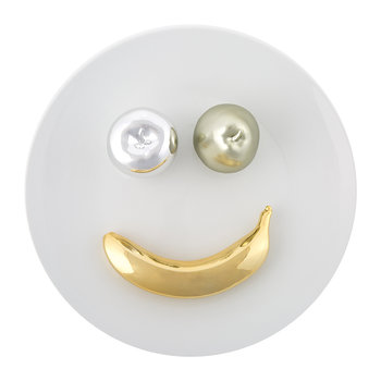 Fruit Smile Plate