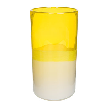 Layers Vase - Yellow