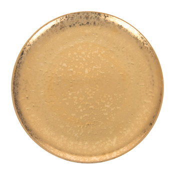 Alchimie Gold Dinner Plate