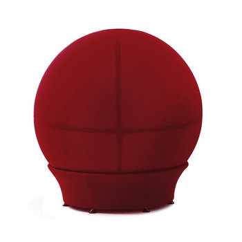 Children's Frozen Ball Seat with Stand - Barbados Cherry