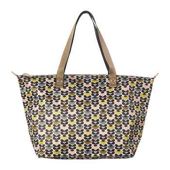 Mini Wild Daisy Print Shopper