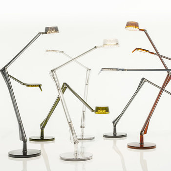Aledin Tec Table Lamp - Transparent