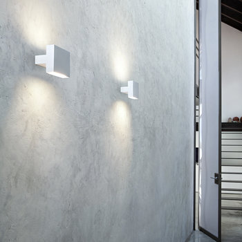 Tight Wall Light - White