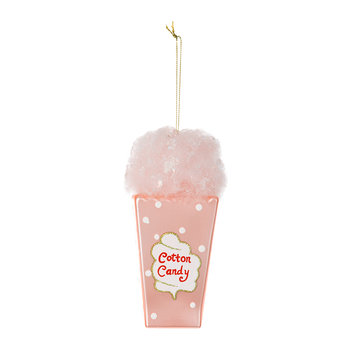 Cotton Candy Tree Decoration