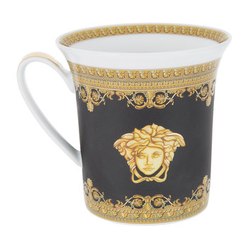 I Love Baroque Mug with Handle - Black