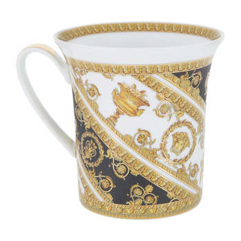 I Love Baroque Mug with Handle - White