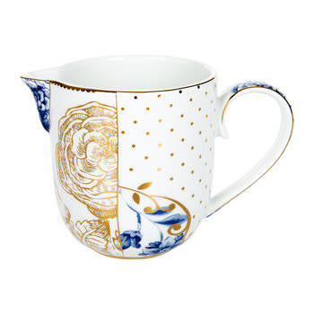 Royal White Milk Jug