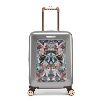 Mirrored Minerals Suitcase