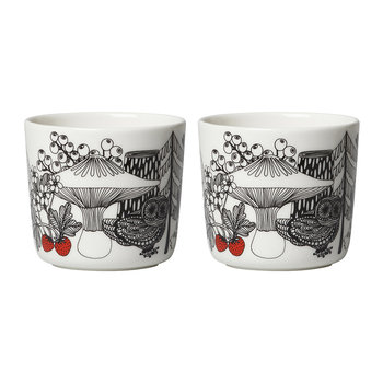 Oiva/Veljekset Coffee Cups - Set of 2