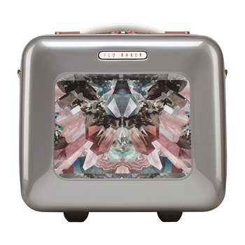 Mirrored Minerals Vanity Case