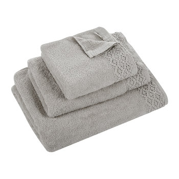 Bagatelle Towel - Grey