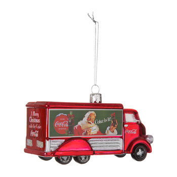 Coca Cola Truck Tree Decoration