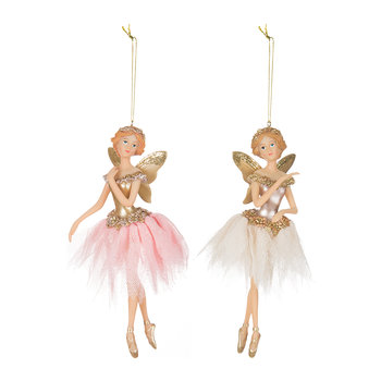 Fairy Tree Decorations - Set of 2