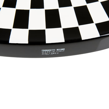 Egocentrismo Convex Mirror - Black/White