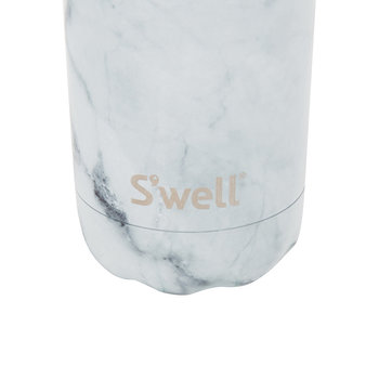 The Element Bottle - White Marble