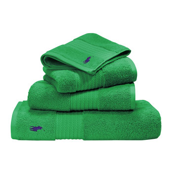 Player Towel - Medium Green
