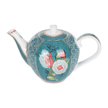 Spring To Life Teapot - Blue