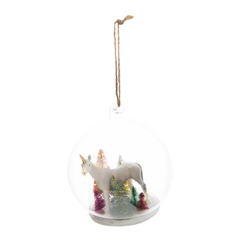 Magical Unicorn Snow Globe