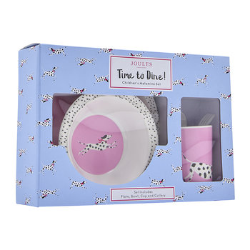 Children's Time to Dine Dinner Set - Little Dot