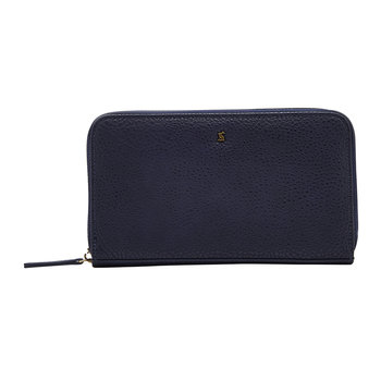 Fairford Bright Purse - French Navy