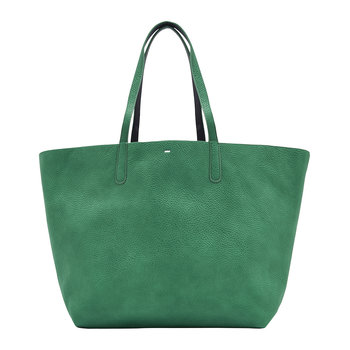 Reversible Revery Bright Shoulder Bag - Oak Green