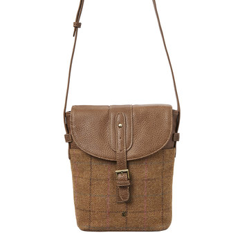Tourer Tweed Cross-Body Bag