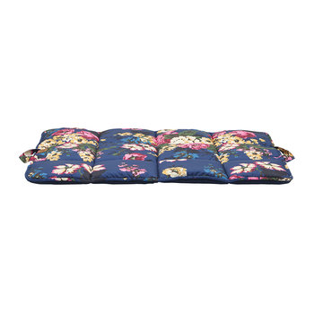 Travel-Nap Pet Bed - Navy Cambridge Floral