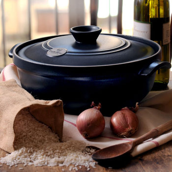 Round Dutch Oven - Black