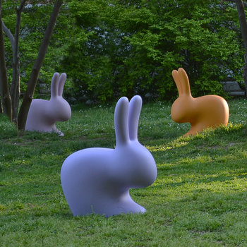 Rabbit Chair - Light Blue