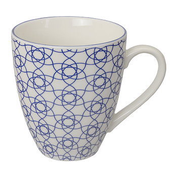 Nippon Blue Mug - Stripe