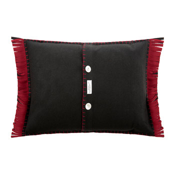 Fiesta Mini Love Pillow - Black