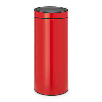 New Touch Bin - 30 Litres - Passion Red