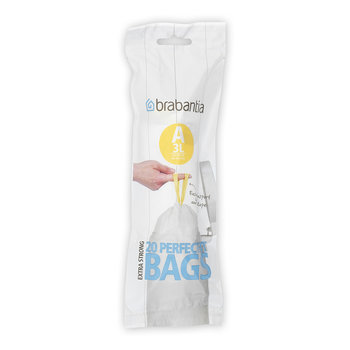 Perfect Fit Bin Bags - 3 Litre