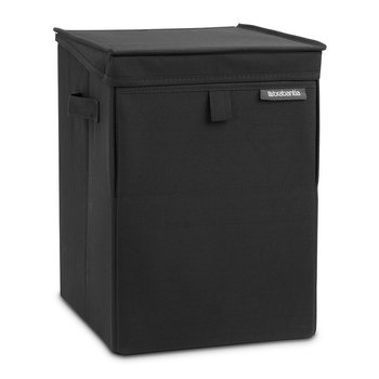 Stackable Laundry Box - Black