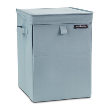 Stackable Laundry Box - Pastel Mint