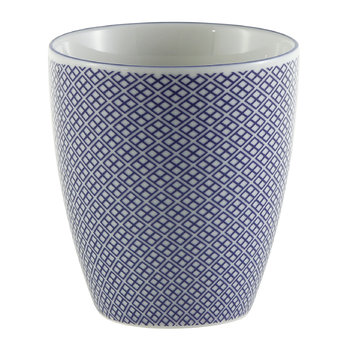 Nippon Blue Teacup - Square