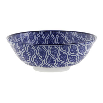 Nippon Blue Serving Bowl - Cloud