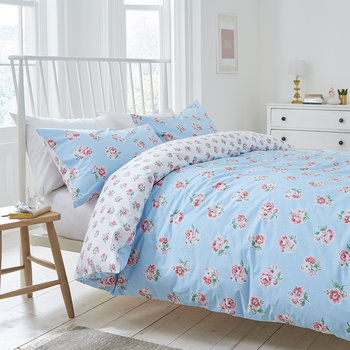 Ashdown Rose Duvet Set