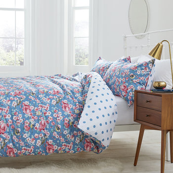 Meadowfield Birds Duvet Set