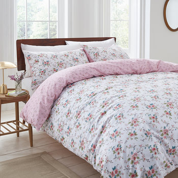 Trailing Rose Duvet Set