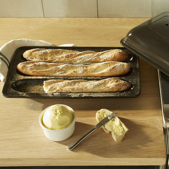 Baguettes Mould - Black