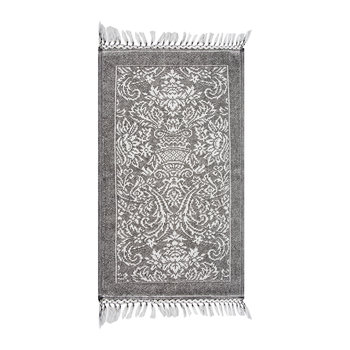 Goa Floor/Bath Mat - Black
