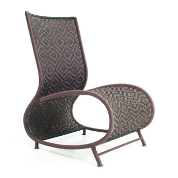 Toogou Chair - Brown/Black