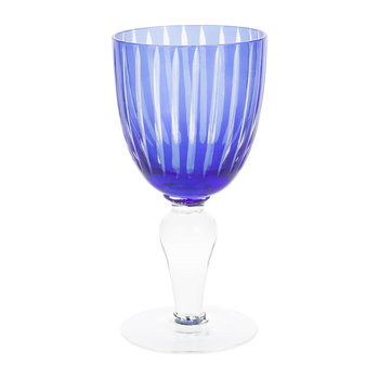 Wine Glass Cobalt - Set of 6