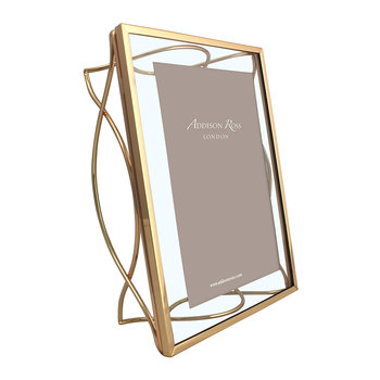 Gold Elegance Photo Frame