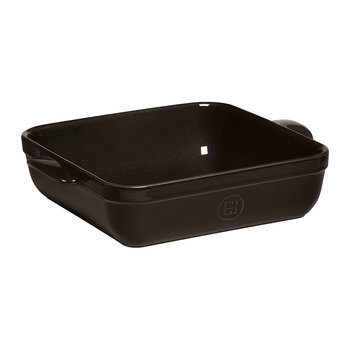 Square Baking Dish - Charcoal