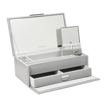 Notting Hill Jewellery Box - Grey